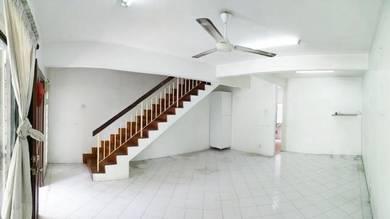 Eko CHERAS HARTAMS 2sty terrace ample parking ner bukit segar jaya MRT