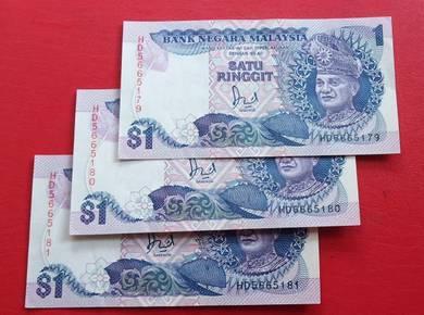 $1 Jaafar Hussein HD5665179-81 (3 pcs)