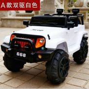 Electric Ride On Jeep Car with Remote Control