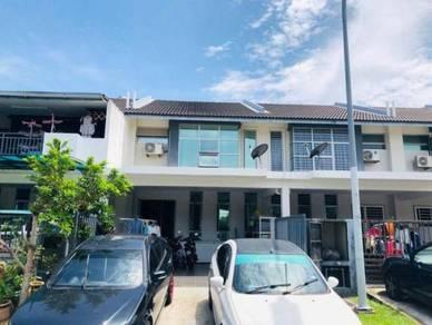 MURAH Double Storey Terrace Bangi Avenue 2