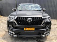 Toyota Land cruiser 2016 WALD Normal body bodykit