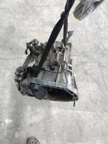 Suzuki zc32s gearbox manual 6Speed