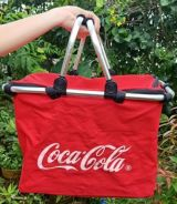 Cola-Cola picnic bag