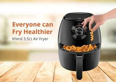 New Original Khind Air Fryer + Special Freegift