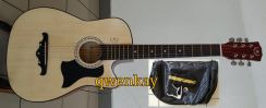 Acoustic Guitar 38Inch A&K #010 Natural