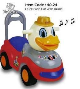 Kids Push Car Premium