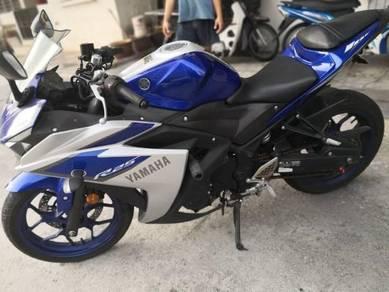 2016 Yamaha R25