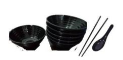 Hurry Up! Valued Set_Bowl + Chopstick + Soup Spoon