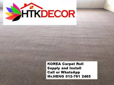 Carpet Roll for varied environments 91HD
