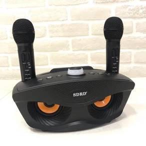 SDRD Portable Karaoke Bluetooth Speakers