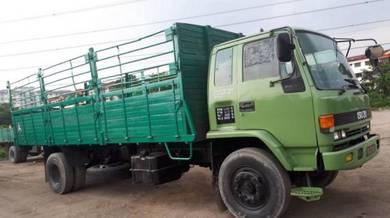 10 ton lorry cargo