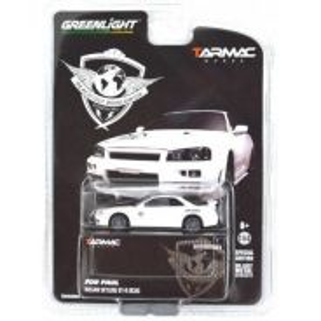 Greenlight Nissan Skyline GTR R34 For Paul Walker
