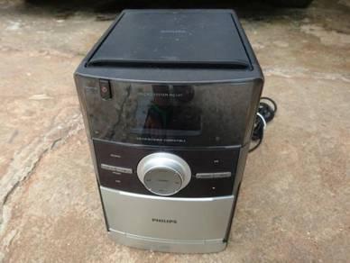 PHILIPS Micro HiFi System MC 147/12 CD speaker 15W