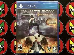 [NEW]PS4 Saints Row 4 Re Elected & Gat Out Of Hell