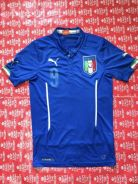 Italy home kit 2014 world cup