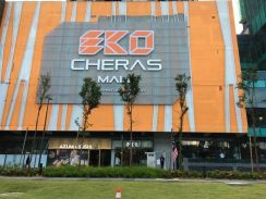 Eko Cheras Duplex Suite - FULLY FURNISHED & READY MOVE IN