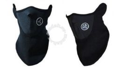 Wind Stopper & Neck Warm Face Mask