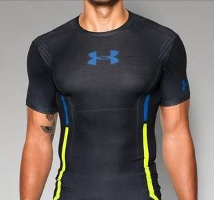 Super Hero Slim Fit Compression Shirt