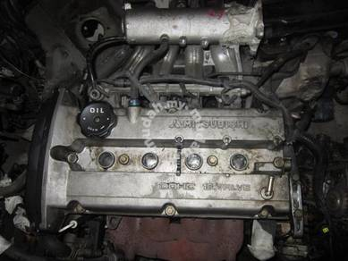 Engine Waja 4G18 Twin Cam
