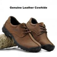Genuine Leather Shoes Cowhide jeep