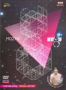 DVD UNGU Mozaik Tour Malaysia Karaoke