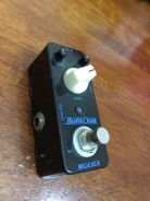 Guitar effect Blue Crab-over drive effect panel