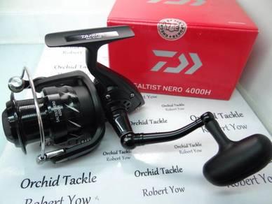 Daiwa saltish Nero 4000H pancing fishing reel