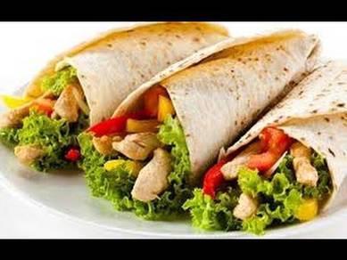 Kebab ayam special