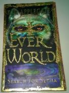 Ever World- Search for Senna- K.A. Applegate