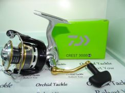 Daiwa Crest 3000H NEW2016 fishing reel
