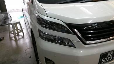 Toyota VELLFIRE TOMMY KAIRA eye lip