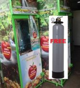 M14 Energy Water Filter Vending Machine F-003