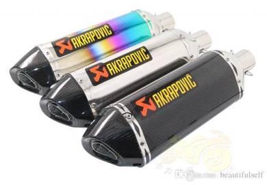 Akrapovic Slip-On Exhaust Motorcycle Muffler