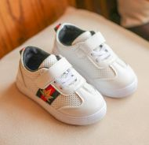 Kasut Leaf Shoes