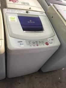 Toshiba 7kg automatic top load washing machine