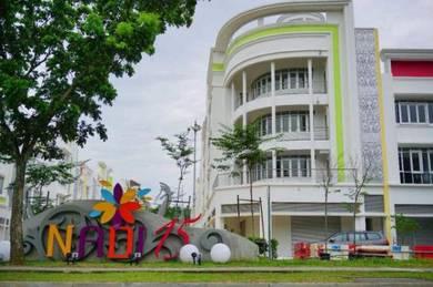 New Shoplot Nadi 15 Putrajaya Presint 15 (Near Mydin Putrajaya)