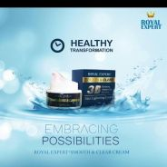 Royal Expert Smooth & Clear Whitening Cream