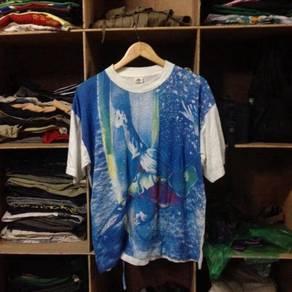 Fullprint gambar cantik t shirt
