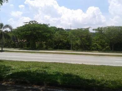 Land at Putrajaya Kg Limau Manis Dengkil Sepang PICC Road Frontage