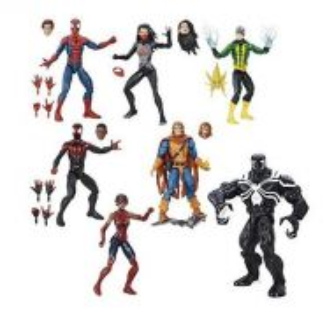Marvel Legends Venom Build a Figure set