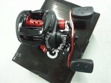 (NEW) ABU GARCIA BLACKMAX 3 Casting Fishing Reel