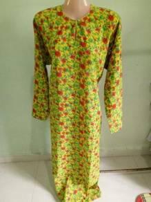 Bjk033 baju kurung biasa