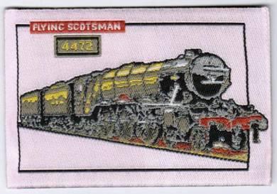 Train Railway Locomotive LNER Class A3 4472 Patch