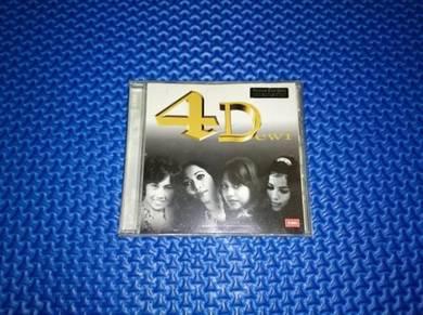4 Dewi [2002] Audio CD Melayu