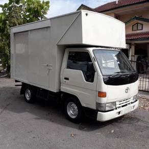 Lori transport 24 jam express 1 malaysia on call