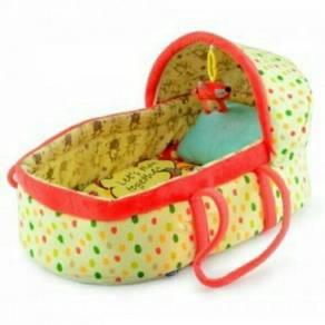 Comfortable Moses Basket (My Dear)