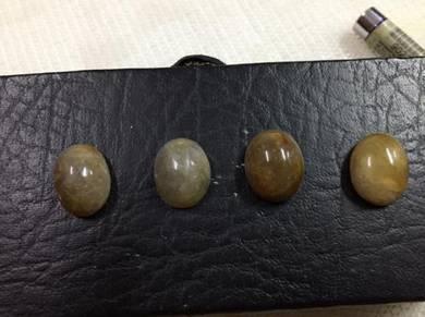 Batu permata mani gajah asli
