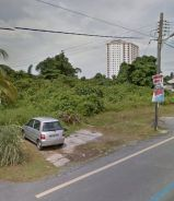 Road side land at Pisang Road