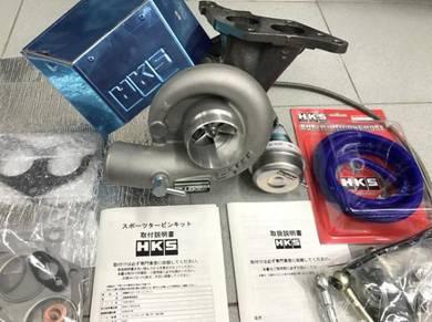HKS GTIII-RS Turbo Subaru Impreza STI EJ20 GRB