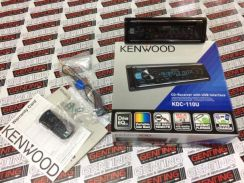 KENWOOD KDC-120U single din cd usb